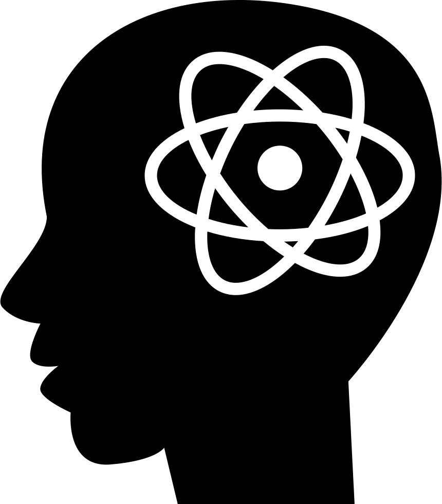 atom in head